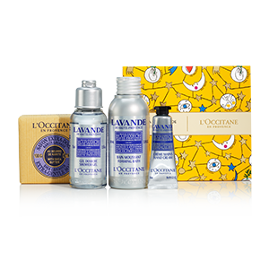 Fragrant Lavender Favorites - L'Occitane