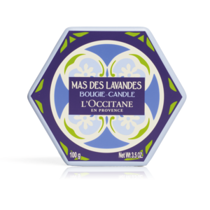 Lavender Relaxing Candle - L'Occitane