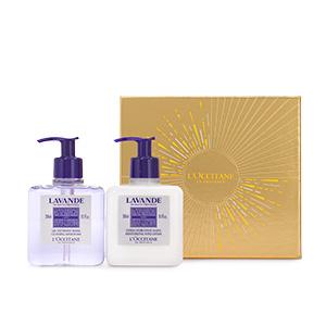 Luxurious Lavender Hands