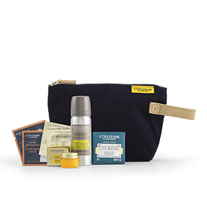 Men's Skincare Kit - L'Occitane