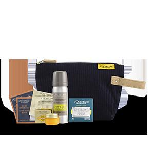 Men's Skincare Kit - L'Occitane