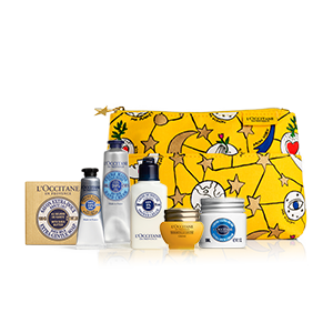 Moisturizing Beauty Discovery Kit - L'Occitane