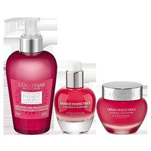 Peony 3-Step Beautifying Essentials
