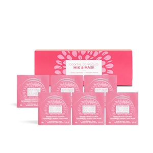 Peony Overnight Perfecting Mask Set Of 6