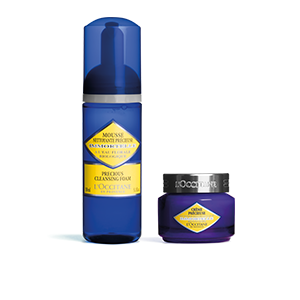 Precious Cleanse & Protect Duo - L'Occitane