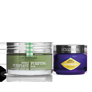 Purifying & Anti-aging Skincare Duo