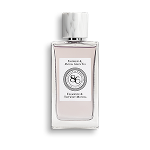 Raspberry & Matcha Green Tea Eau de Parfum - L'Occitane
