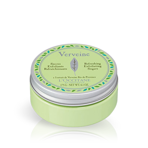 Verbena Refreshing Exfoliating Sugars