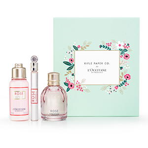 Rose Fragrance Collection - L'Occitane