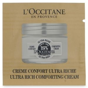 Shea Butter Ultra Rich Comforting Cream Sample