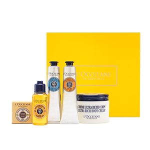 Nourishing Shea Butter Collection - L'Occitane