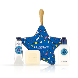 Nourishing Shea Star Ornament  - L'Occitane