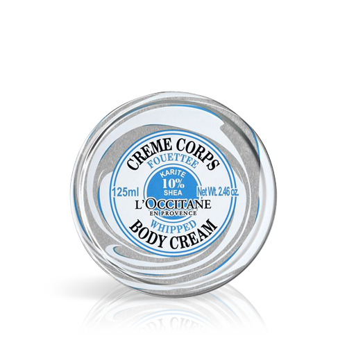 Shea Whipped Body Cream - L'Occitane