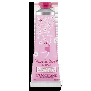 Small Fleurs de Cerisier L'Eau Hand Cream