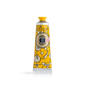 Shea Butter Delightful Tea Light Hand Cream - L'Occitane