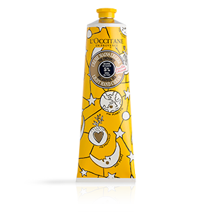 Shea Butter Delightful Tea Light Hand Cream - L'Occitane