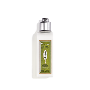 verbena body lotion travel size