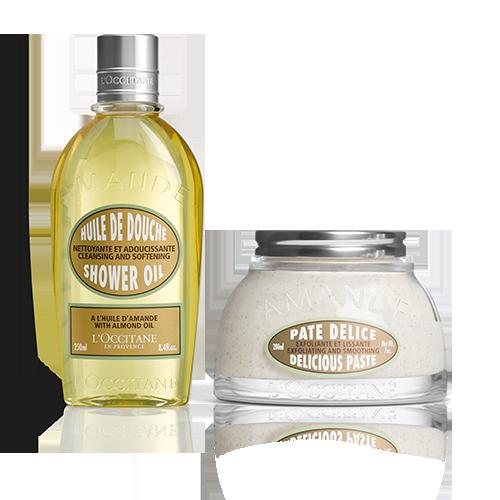 Almond Cleanse & Exfoliate Duo