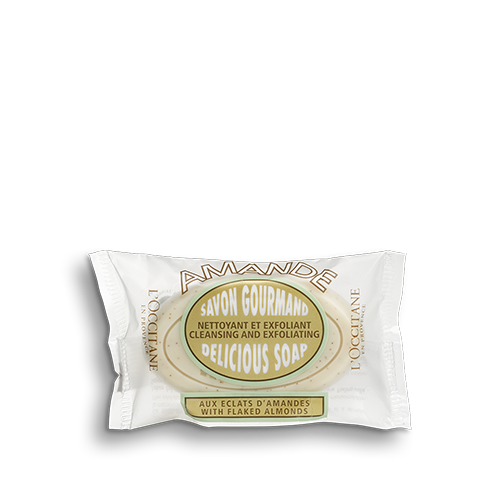 Almond Delicious Soap 50g