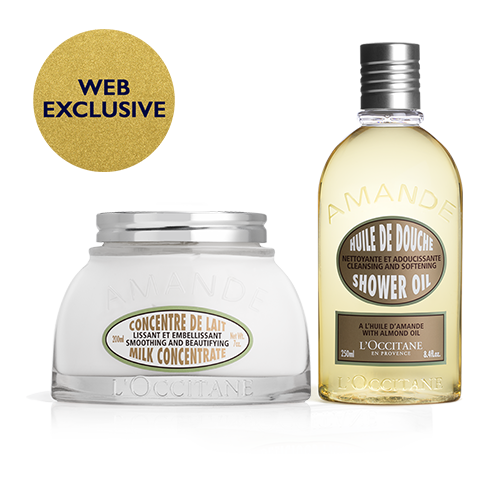 Almond Smooth Skin Duo