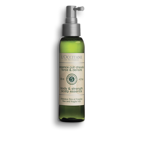 Aromachologie Body & Strength Scalp Essence 125ml