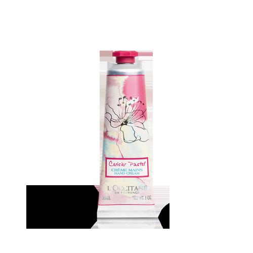 Cerisier Pastel Hand Cream 30ml