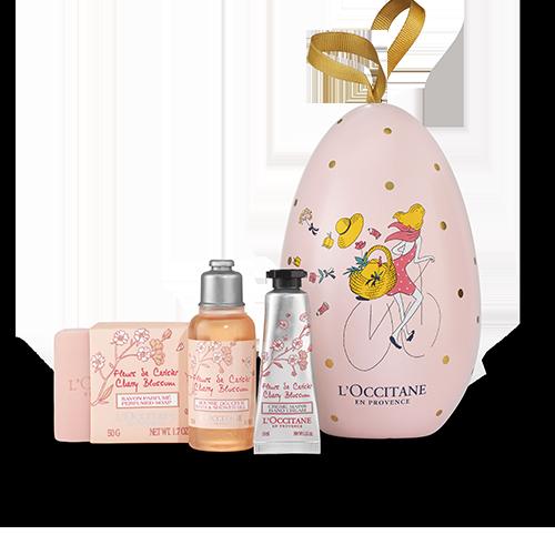 Cherry Blossom Beauty Egg