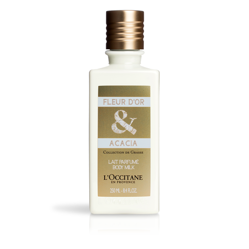 Fleur d'Or & Acacia Body Milk 250ml