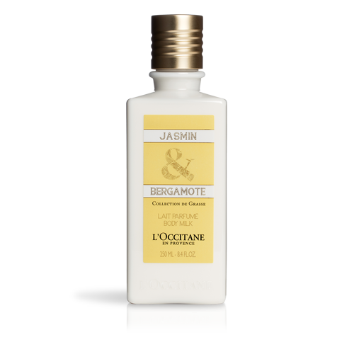 Jasmin & Bergamote Body Milk 250ml