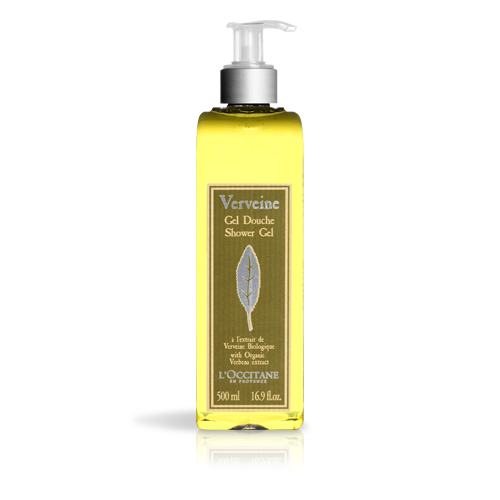 Verbena Shower Gel 500ml