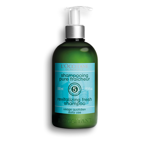 Aromachologie Revitalizing Fresh Shampoo 500ml