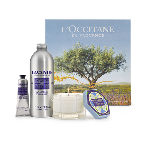 Relaxing Lavender Collection