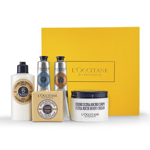 Nourishing Shea Butter Body Care Collection