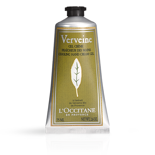 Verbena Hand Cream Gel 75ml