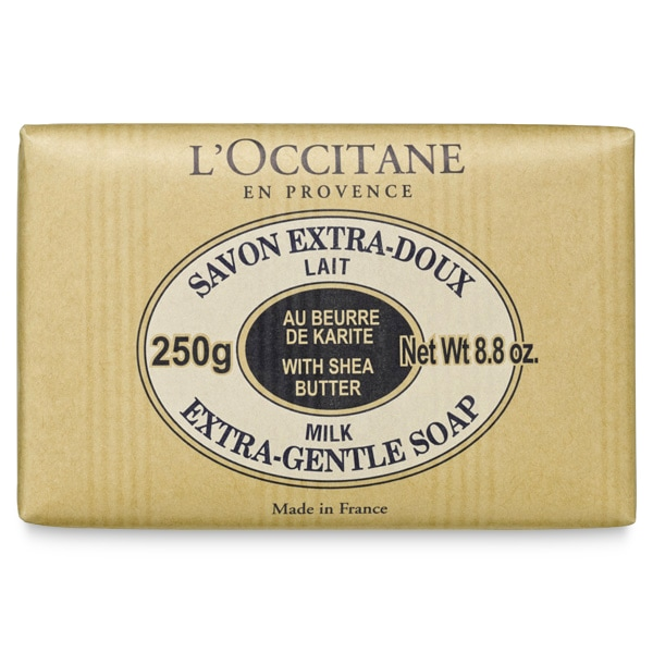 Shea Butter Extra Gentle Soap - Milk 250g