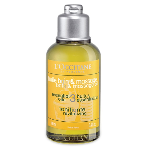 Aromachologie Revitalizing Bath and Massage Oil