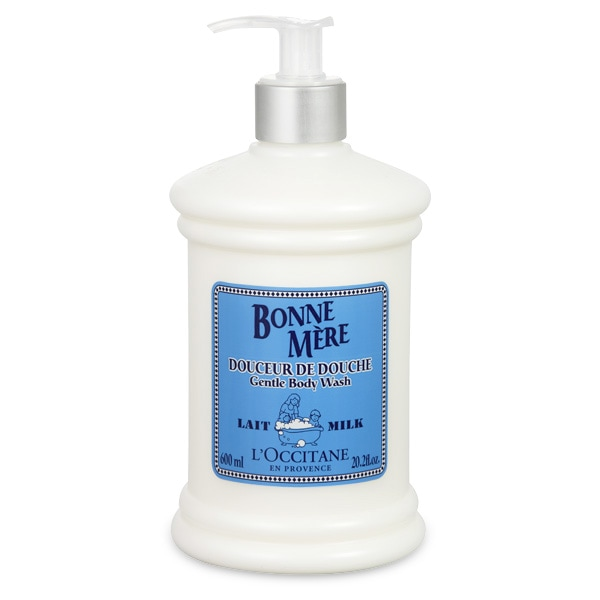 Bonne Mère Gentle Milk Body Wash