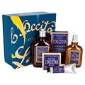 Spicy gift set for men featuring french lavender