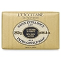 Gentle bar soap for sensitive skin. Non drying and nourishing with shea butter