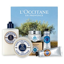 Shea Head to toe Collection - L'Occitane