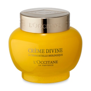 L'Occitane Divine Cream, anti ageing face cream with essential oils