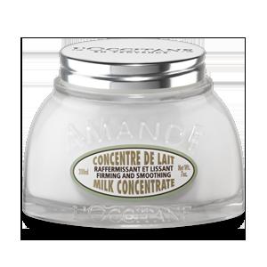 award winning anti cellulite almond milk concentrate