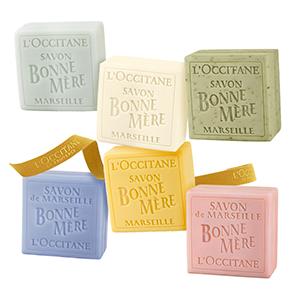 Bonne Mère Soap Gift Set