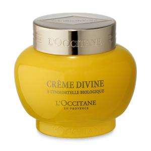 L'Occitane Divine Cream, anti ageing face cream with essential oils