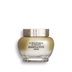 Limited Edition Immortelle Divine Cream