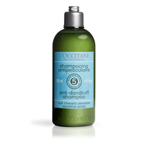 Anti dandruff shampoo for sensitive scalp