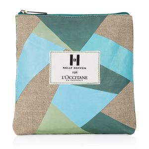 Blue Kelly Hoppen Beauty Bag
