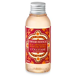 Candied fruit home perfume diffuser refill from L'OCCITANE