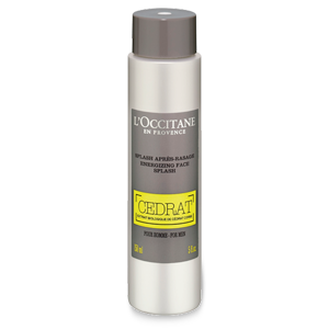 Cedrat Energizing Face Splash
