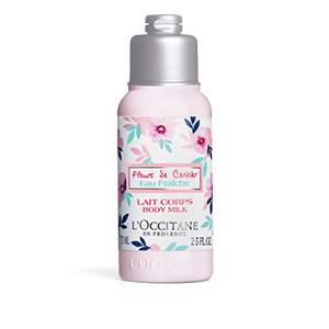 Cherry Blossom Eau Fraiche Body Milk (Travel Size)